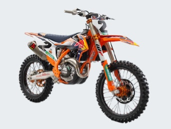 2021 KTM 450 SX Special Edition