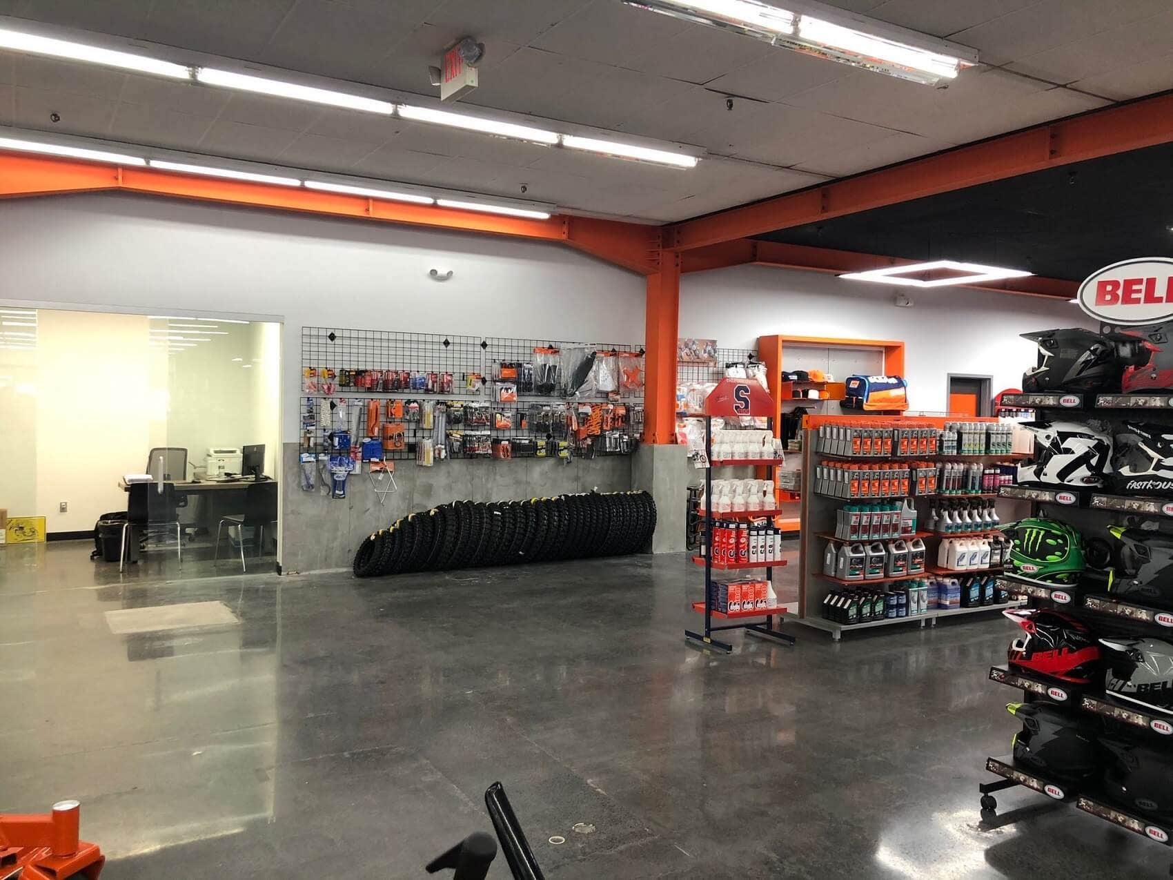 Power Equipment Service Center Parts