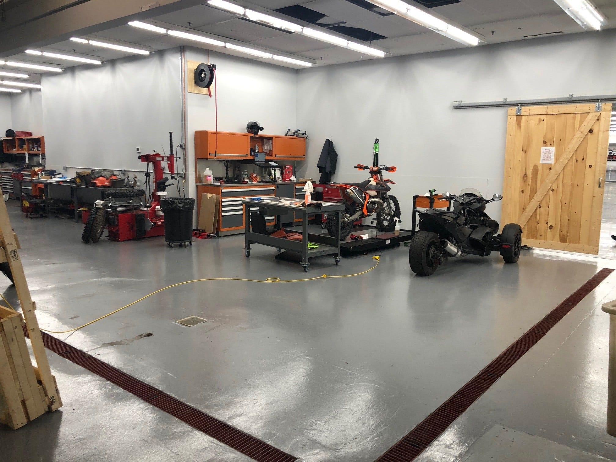 Power Equipment Service Center Small Engine